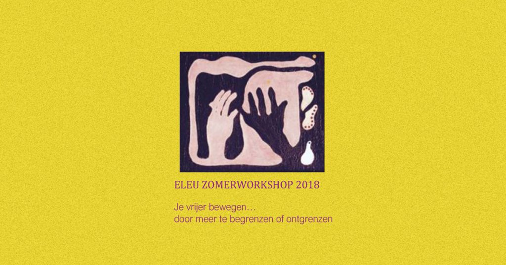 open zomerworkshop 2018